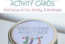 Advent / DIY Advent decoration, Advent gifts, Advent calendars