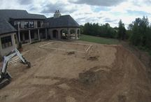 New Construction / Progress photos of our pools and what makes us different.