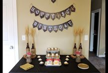 30th Birthday Party / Beer theme