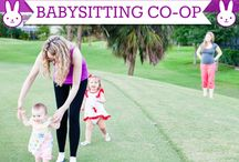 Babysitting co-op