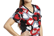 Valentine's Day Scrubs / by Tafford Uniforms
