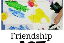friendship art