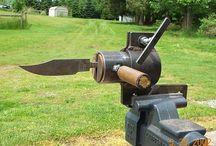 Knife making tools