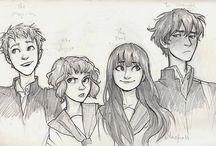 personajes wendis