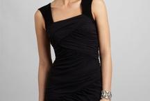 Little Black Dress / by Kathy Beckman
