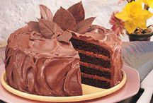 Cake Recipes  / by Kathy Sheffer
