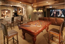 Game room / by Lisa Nygard