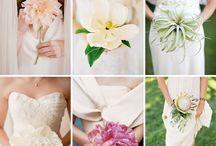 Wedding Single Stem Bouquet