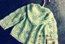 Roupas Infantis em Crochê / Roupas em crochê para crianças, bebês e recém nascidos