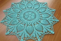 Crochet + Knit + Embroidery / by Mrs. Coffee