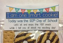100th Day of School / Crafts, ideas, and projects to celebrate the 100th day of school!