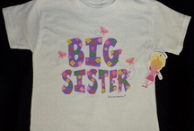 Im the Big Sister / Im the big sister clothing and gifts for the big day when you bring the new baby home. These items make great photo opportunities and well as cherished keepsake gifts.