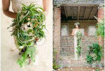 Свадебные идеи / Свадебная флористика, букеты невесты, оформление цветами