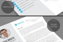 CV / Resume / World best CV & Resume for a professional profile