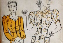 Glorious Vintage / by Julia Henderson
