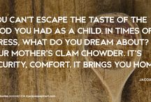 Culinary Quotes / Quotations about food and drink and art. Some are featured on Jacques Pepin's FaceBook page.
