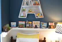 Boys bedroom / by Melissa Posey