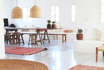 Living suelo ceramico