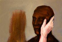 Luísa Jacinto / Mostramos imágenes de las obras de nuestra artista Luísa Jacinto