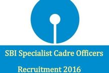 SBI Specialist Officers Recruitment 2016 Apply Online ( Total 152 Vacancies)
