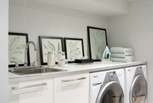 Laundry room / by Amanda Sundman