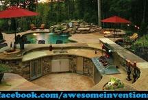 Backyard Zen / Creating my little personal oasis / by Chaella Brooks