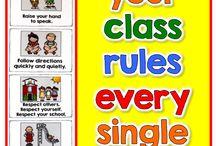 regole della classe
