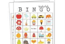 Aktivity - bingo
