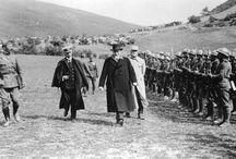 1st WORLD WAR HISTORY