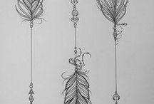 Tattoos arrows