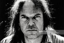 Anton Corbijn - Neil Young / Dutch Photographer