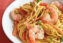 Shrimp and Seafood dishes