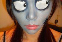 !Crazy Makeup! / by Rebekah Harp