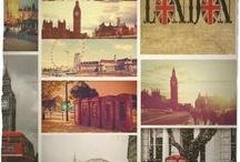 Rule Britannia / My love of all things British.