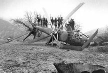 El helicóptero en la guerra de Afganistán (24 Dic 1979 - 15 Feb 1989)