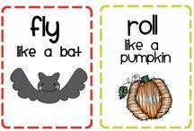 Holidays- Halloween