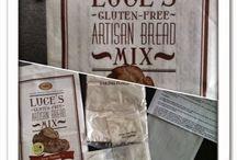 Gluten free bread / Glutenfree bread recipes/suppliers