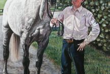 Other Animals / I paint many other pets than just dogs.  Get in contact for a cat, horse, lama...you get the picture...I like a challenge!  Available to commission, you'll find lots more info on my site http://www.emmacolbertart.com/