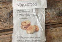 Broden / Vijgenbrood