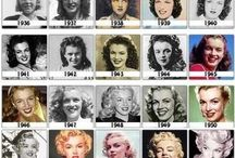 My all time fav. Marilyn Monroe