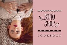 BOHO SHOP / lookbook