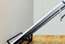 wallpaper bed hardware