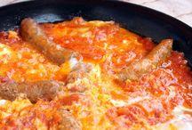 Cuisine tunisienne / Tableau exclusivement consacré à la cuisine tunisienne <3