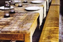 Tables / by Calla Lilly
