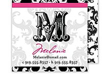 Business Cards / Unique and artistic business cards