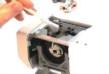 oiling your Bernina machine