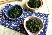 Japanese Vegetable Dishes