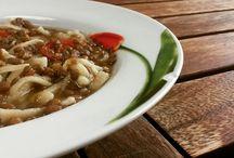 Primi piatti dietetici / Dimagrisci con primi piatti gustosi. Prova nuove ricette e seguici su Basilicosecco!