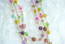 Handmade Beaded Jewelry / Handmade Beaded Jewelry