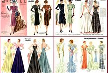 Мода винтаж..красота... vestidos lindos antiguas